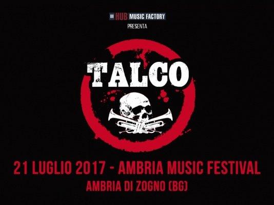 Domani TALCO aggratis!
