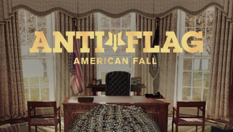 "ANTI-FLAG: primi due singoli estratti da ""American Fall"""