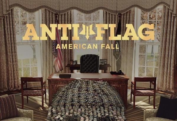 """ANTI-FLAG: primi due singoli estratti da """"American Fall"""""""
