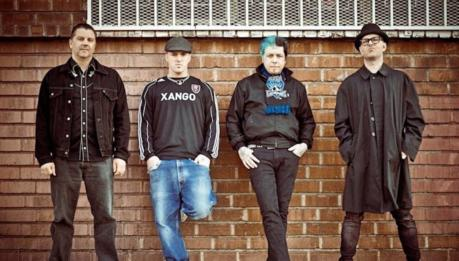 "RANCID: ""Ghost of a Chance"" al Conan O'Brien Show"