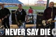 "OLD FIRM CASUALS: video di ""Never Say Die"""