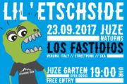 Lil' Etschside (23 settembre 2017 – Naturno)