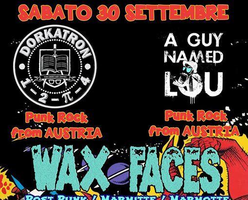 Riparte a fine settembre la stagione di concerti dell'EX CASERMA OCCUPATA di Livorno