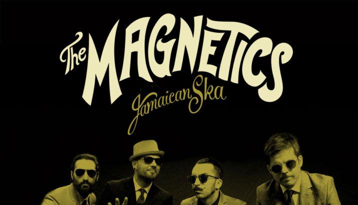 THE MAGNETICS – La nuova band di Olly Riva e Mr. Massa degli SHANDON