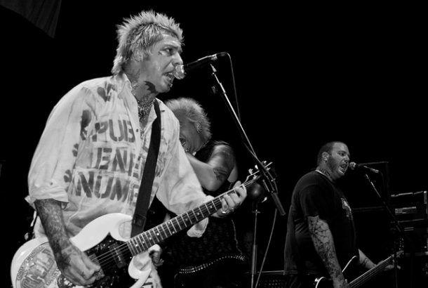 Live album per LARS FREDERIKSEN AND THE BASTARDS