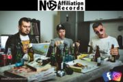 I LATTE+ firmano con l'etichetta americana No Affiliation Records