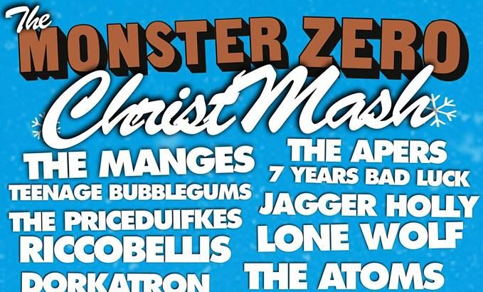 Partito il Monster Zero Christsmash!