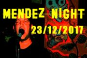 MENDEZ NIGHT