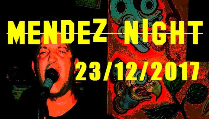 MENDEZ NIGHT