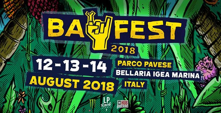 BAY FEST 2018: ecco le date