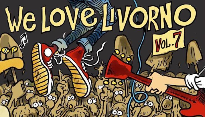 WE LOVE LIVORNO COMPILATION: una raccolta di solidarietà per la popolazione livornese