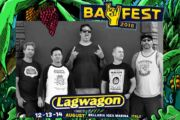 I Lagwagon al Bay Fest 2018!