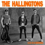 THE HALLINGTONS: 1-2-3-4 Songs 7″