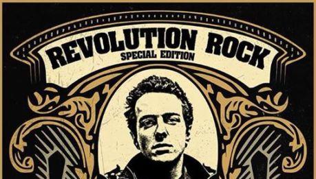 REVOLUTION ROCK SPECIAL ED. (Decibel Magenta w/Banda Bassotti, Gang, Statuto)