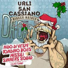 URLI DA SAN CASSIANO: seconda compilation in cassetta