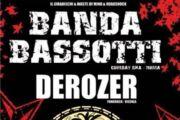 Banda Bassotti + Derozer + Punkrockboys + Dead Tourists, 2/02/2018, Bi Nuu, Berlino