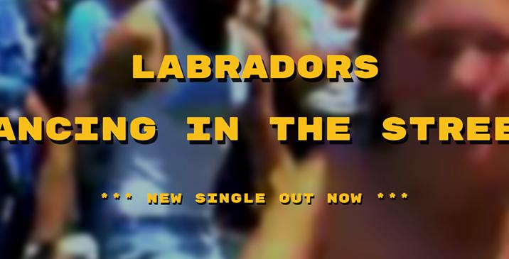 Primo singolo dal nuovo album dei canturini LABRADORS