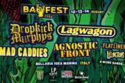 BAY FEST 2018: Aggiunti DROPKICK MURPHYS, AGNOSTIC FRONT, MAD CADDIES, LILLINGTONS e FLATLINERS