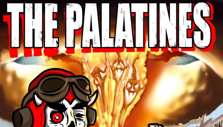 THE PALATINES: album d'esordio