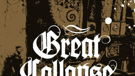 GREAT COLLAPSE: album d'esordio in streaming