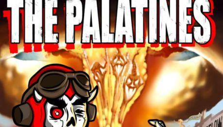 Altro estratto dall'album d'esordio dei PALATINES