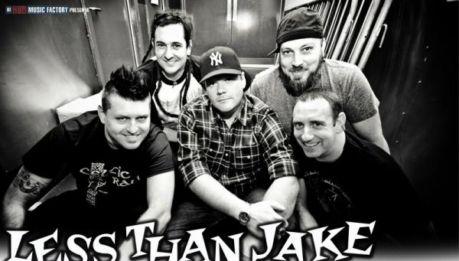 LESS THAN JAKE in Italia a Giugno per due date