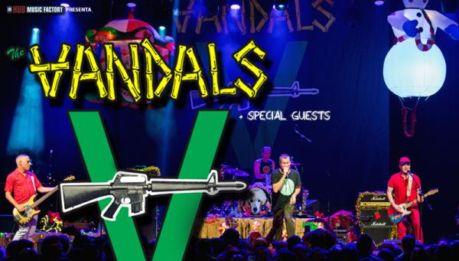 THE VANDALS: ritorno in Italia a inizio Agosto