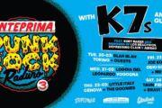 Anteprima PUNK-ROCK RADUNO: K7s in tour in Italia