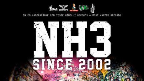 """NH3: inizia il 23 marzo il """"Montagne del Nord tour"""""""
