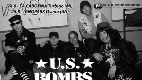 U.S. BOMBS in Italia ad agosto per due date