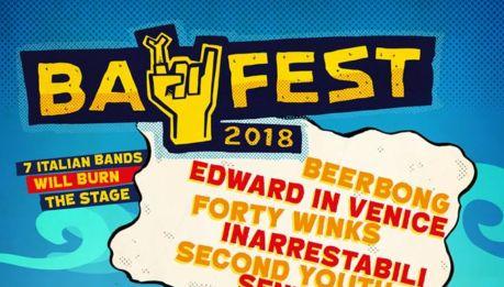 BAY FEST 2018: svelati i nomi italiani