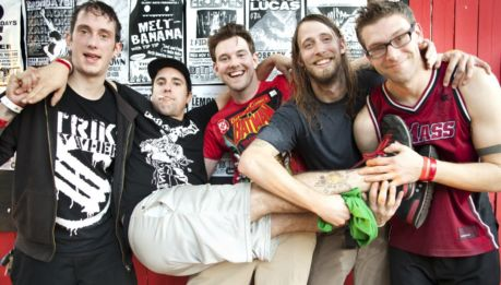 "A WILHELM SCREAM: ristampa di ""Career Suicide"""