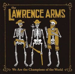 "THE LAWRENCE ARMS: ""Black Snow"" in streaming"