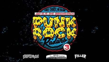 PUNK ROCK RADUNO Vol.3: svelata la line up completa