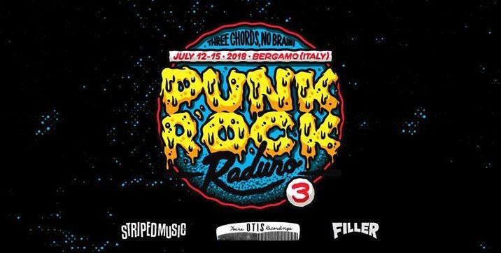 PUNK ROCK RADUNO Vol.3: svelata la line up completa