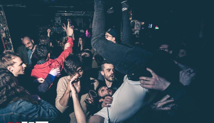 KILT: Partono i venerdi punk-rock al Rock'n'Roll di Milano