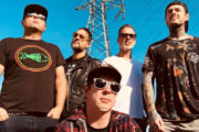 "STRUNG OUT: secondo estratto da ""Black Out The Sky"""