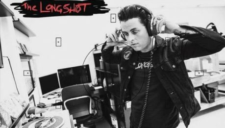 THE LONGSHOT: nuovo progetto di Bille Joe Armstrong