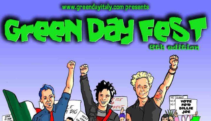 Questa domenica GREEN DAY FEST