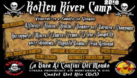 ROTTEN RIVER CAMP 2018!!