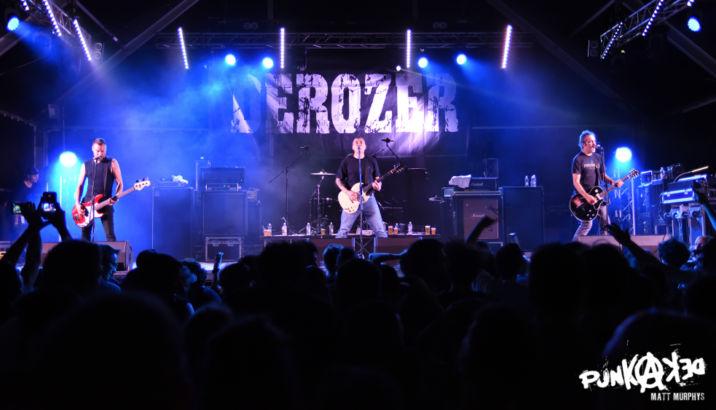 Malt Generation Fest Day3 (Anti-Flag/Derozer/Second Youth/Andead)