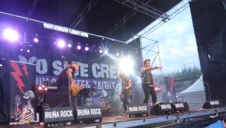 Iruna Rock (25 maggio 2018 – Pamplona/EH)