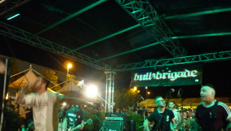 Bull Brigade + Siberian Meat Grinder (25 luglio 2018 – Curtarock)