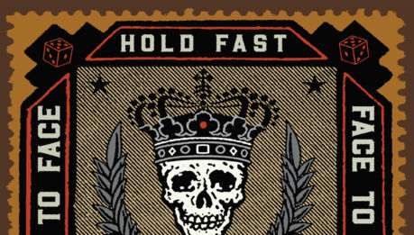 "FACE TO FACE: ""Hold Fast"" in streaming"