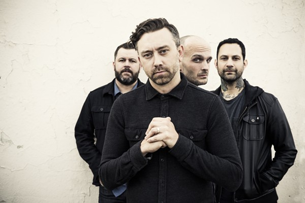 "RISE AGAINST: in streaming ""The Ghost Note Symphonies Vol.1"""