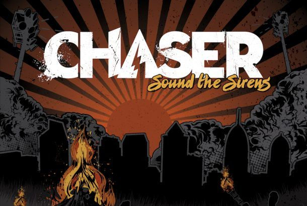 """CHASER: video di """"Silencer"""""""