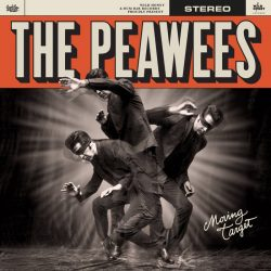 "THE PEAWEES: nuovo album intitolato ""Moving Target"""