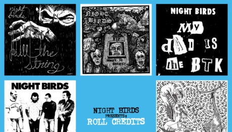 "NIGHT BIRDS: in streaming completo ""Roll Credits"""