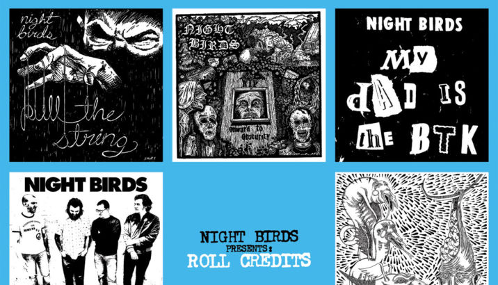 """NIGHT BIRDS: in streaming completo """"Roll Credits"""""""