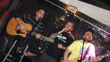 DUFF Acoustic Show alla Bombonera (Cesena, 12 ottobre 2018) By Alessandro Pentassuglia